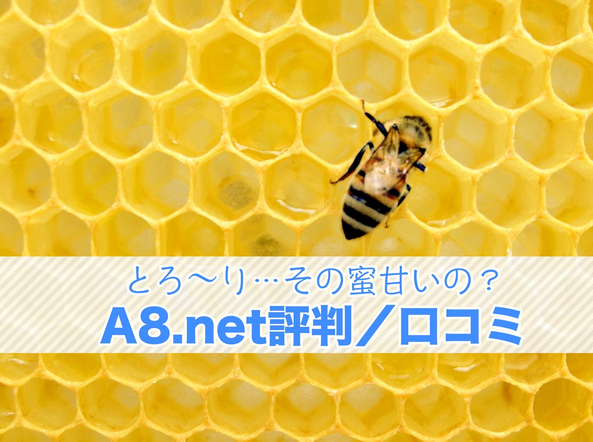 A8.net(エーハチネット)の評判・口コミ【デメリット回避策も】