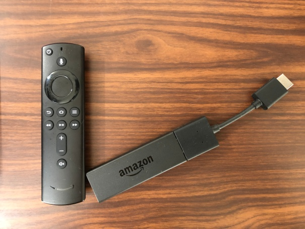 僕もFire TV StickでDAZNを見てます。