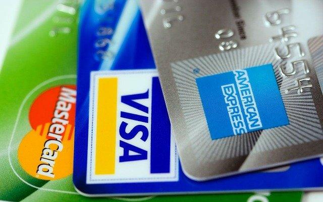 DAZN支払い方法①:クレジットカード/デビットカード