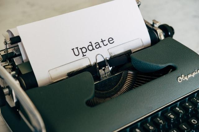 ブログ8ヶ月:アップデートで激減したPV