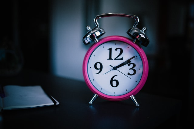 ブログが続かない理由⑤:時間が作れない→退散