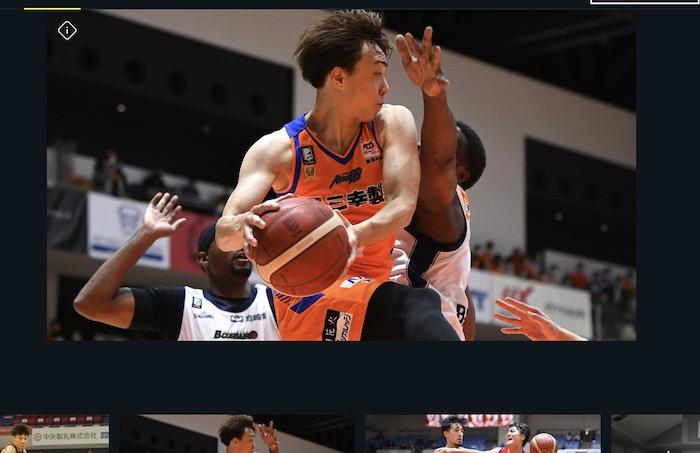 DAZNで見れるもの⑧:バスケットボール(B1リーグ)