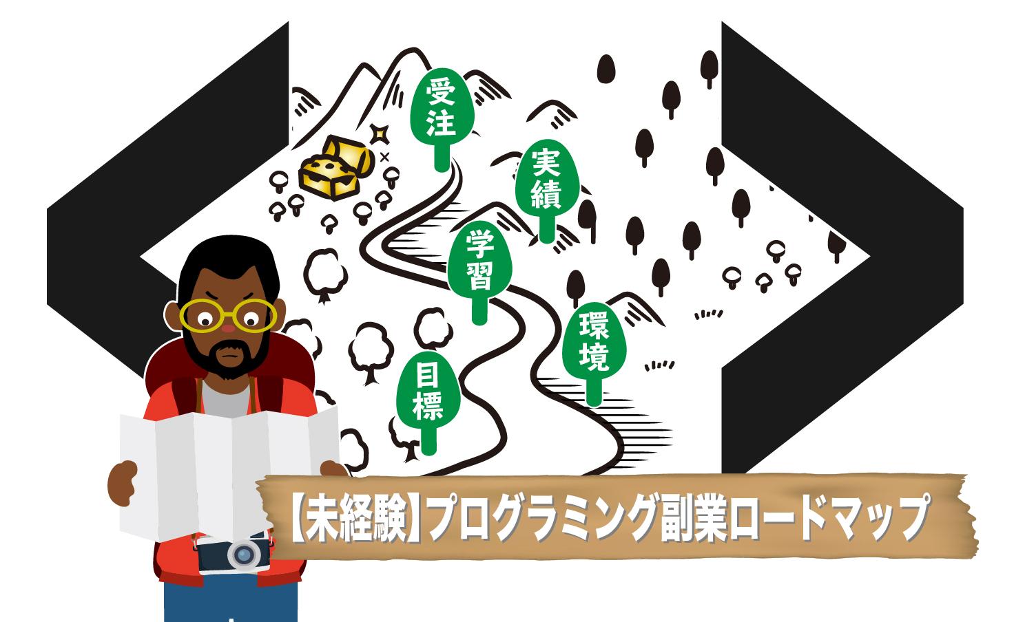 【未経験】プログラミング副業で稼ぐ最短ロードマップ【猛進5ステップ】