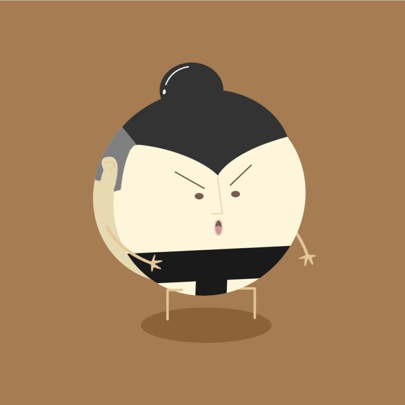CircleRikishi #001 yokozuna